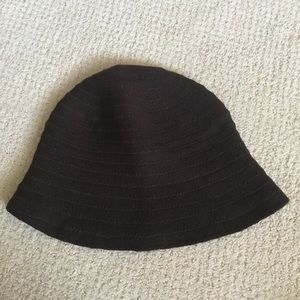 Brooks Brothers Brown Wool/Angora Hat